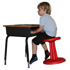 wobble chair active seating focus helpers
