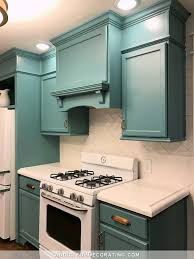 How To Build A Kitchen Cabinet Door Diy Range Hood Cover U2013 Finished