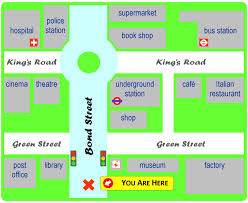 maps directions map directions to and from major tourist attractions maps
