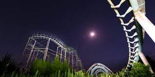 nara dreamland the abandoned rollercoasters offbeat japan