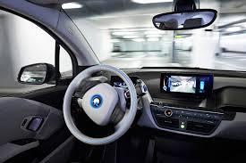 jeep cars inside laser guided bmw i3 will park itself u2014literally u2014at 2015 ces u2013 news