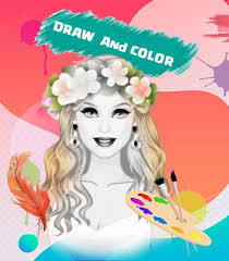 draw barbie android apps google play