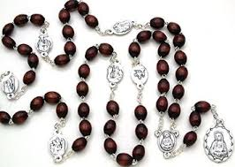 rosary of the seven sorrows buy seven sorrows or seven dolors rosary chaplet blessed by pope