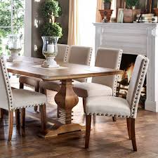Transitional Dining Room Sets Macapa Transitional Dining Table