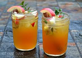 Non Alcoholic Thanksgiving Drinks Apple Cider Mojito Recipe