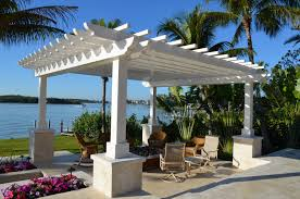 custom metal trellises pergolas and arbors u2014 sunmaster of naples