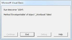 excel vba to send range as email works when called directly but