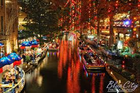downtown san antonio christmas lights riverwalk christmas lights the famous riverwalk in downtow flickr