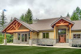 craftsman ranch house plans magnificent ideas craftsman ranch house plans plan w3153 detail from