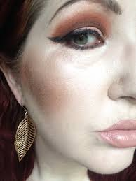 kat von d shade and light eye looks review kat von d shade light eye contour quad and shades of