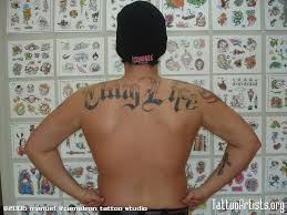 thug life tattoo artists org