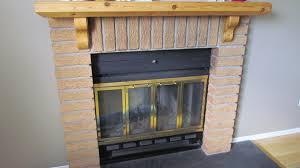 build a fireplace mantel view larger