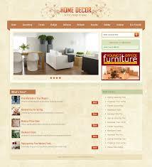 Home Decoration Website Web Page Design Contests Unique Web Page Design Wanted For