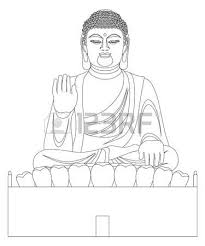 4 526 buddha statue stock illustrations cliparts and royalty free