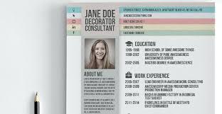 creative resume templates u2013 inssite