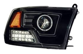 2011 dodge ram headlight replacement clear vision a bright outlook for headlights diesel tech magazine