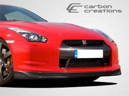 nissan 370z front lip nissan gtr skyline front bumpers nissan gtr r35 carbon creations