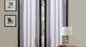 Gray And White Chevron Curtains by Curtains Gray And Black Curtains Amazing White And Black