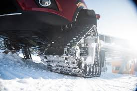 jeep snow tracks winter ready nissan rogue warrior concept rides on snow tracks