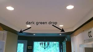 Painting Drop Ceiling by Painting A Recessed Ceiling