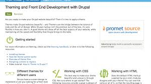 drupal theming a basic primer on template php and template files