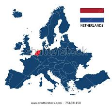 map of europe images vector illustration map europe highlighted stock vector