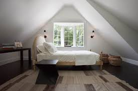Sloped Ceiling Bedroom Decorating Ideas Bedroom Design Ideas For Loft Spaces With Low Slanted Ceiling