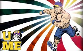 john cena cartoon wwe by gogeta126 on deviantart