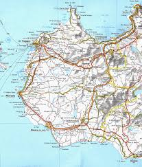 Map Og Photos Lombardo U0026 Ceppo Family Map Of The Trapani Region Of The