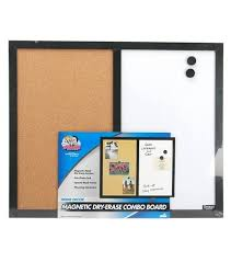Magnetic Bulletin Board Magnetic Combo Board Bulletin U0026 White Boards Joann