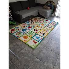 Alphabet Area Rug Nuloom Playtime Abc Animal Educational Alphabet Multi Kids Area
