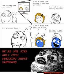 Le Derp Meme - le derp le rage comics