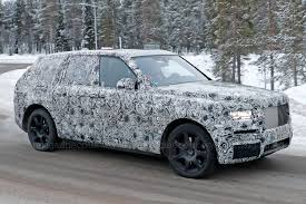 rolls royce sport rolls royce cullinan suv closest look yet by car magazine