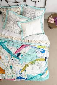 How To Make Duvet Covers 20 Modern Duvet Covers To Make Over Your Bedroom Brit Co