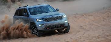 mobil jeep offroad 2018 jeep grand cherokee trail rated off road capable suv