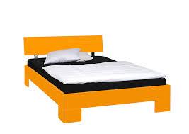 Betten Schlafzimmer Amazon Bett Genua Mdf Matt Lackiert In Weiss 140 X 200 Cm Amazon De