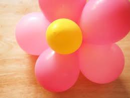 Cara Membuat Bunga dari Balon untuk Dekorasi wikiHow