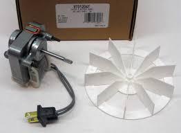 97012041 broan nutone bathroom vent fan motor u0026 wheel 50 cfm repl