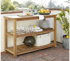 Reclaimed Wood Console Table Pottery Barn Best 25 Outdoor Console Table Ideas On Pinterest Farmhouse