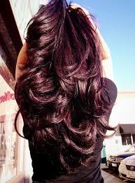 brown plum hair color hair color ideas for brunettes light brown