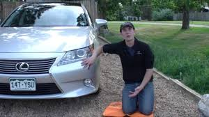 review of 2013 lexus es 350 real videos 2013 lexus es 350 detailed luxury review youtube