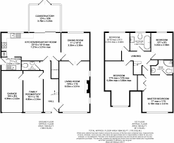 Open Plan Bungalow Floor Plans by 4 Bedroom Detached House For Sale In Sandringham Close Kingsmead