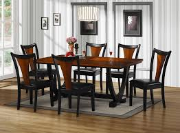 dining room table stylish cherry wood dining table designs tuscan