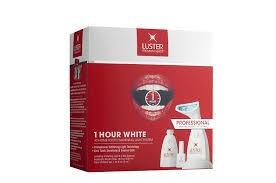 amazon com luster premium white 1 hour white light tooth