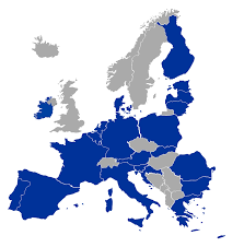 Map Of Us And Europe by Participating Countries