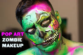airbrush makeup for halloween halloween zombie makeup tutorial diego gonzalez youtube