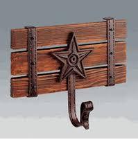 horseshoe coat racks star hangers