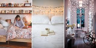 guirlande lumineuse pour chambre comment décorer une pièce avec une guirlande lumineuse