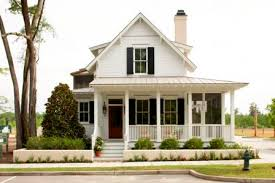 cottage house plans porch homes zone