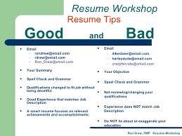 Spell Resume Rdrew Resume Workshop